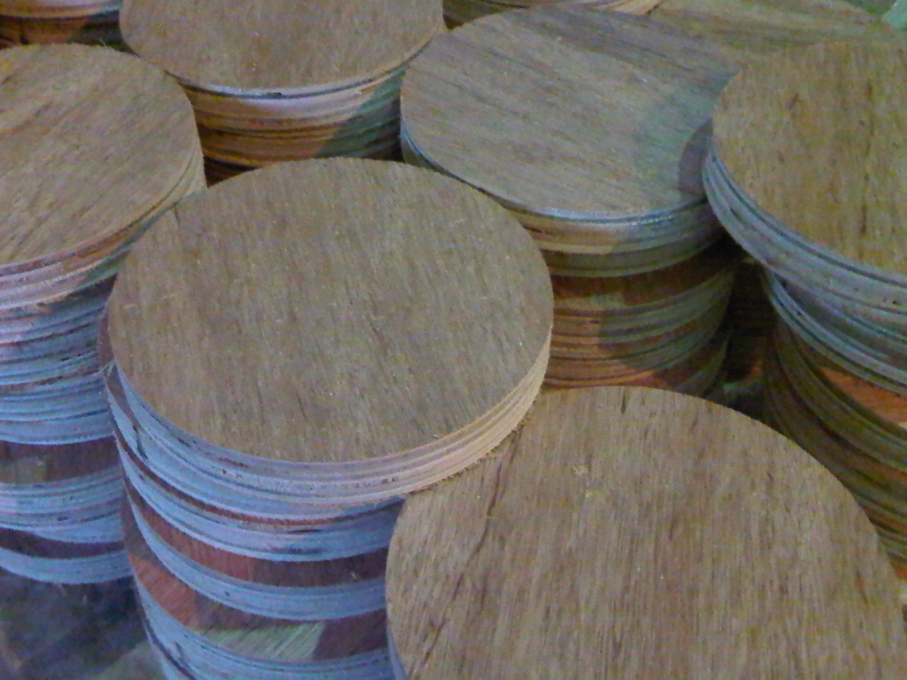 Plywood Circles 2